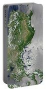 Satellite Image Of The Northern Portable Battery Charger