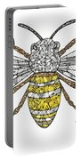 Save The Bees Portable Battery Charger