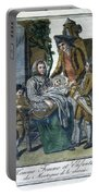 Savoyard Family, C1797 Portable Battery Charger