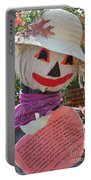 Scarecrow Andy Portable Battery Charger