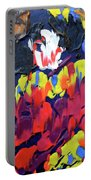 Scary Clown Portable Battery Charger