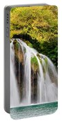 Scenic Waterfall Portable Battery Charger