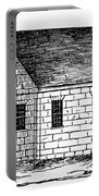 Schoolhouse, 18th Century Portable Battery Charger