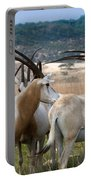 Scimitar-horned Oryx Portable Battery Charger