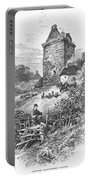 Scotland: Gilnockie Tower Portable Battery Charger
