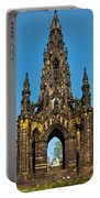Scott Monument Portable Battery Charger