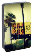 Screen Actors Guild In La Portable Battery Charger