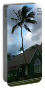 Scripture And Picture Ephesians 3 21 Portable Battery Charger