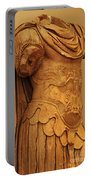 Sculpture Olympia 2 Portable Battery Charger by Bob Christopher