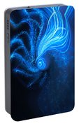Sea At Night Portable Battery Charger