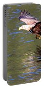 Sea Eagle's Water Landing Portable Battery Charger