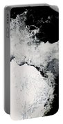 Sea Ice In The Southern Ocean Portable Battery Charger
