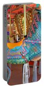 Sea Serpent Carousel Ride Portable Battery Charger