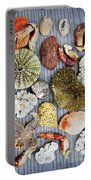 Sea Treasures Portable Battery Charger
