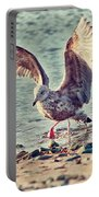 Seagull Flaps Portable Battery Charger