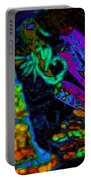 Seahorse Mosaic Portable Battery Charger