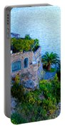 Seaside Villa Amalfi Portable Battery Charger