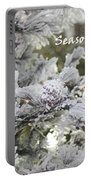 Seasons Greeting V4 Portable Battery Charger