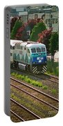 Seattle Sounder Train Portable Battery Charger