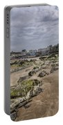 Seaweed Rocks Tenby Portable Battery Charger