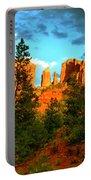Sedona Sunset Portable Battery Charger