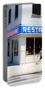 Seinfeld Diner Location Portable Battery Charger