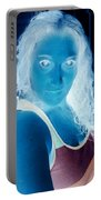 Self Portrait Front And Center Portable Battery Charger