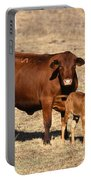 Senopol Surrogate With Calf Portable Battery Charger by Science Source