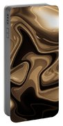 Sepia Art Portable Battery Charger