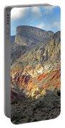 Setting Desert Sun Portable Battery Charger