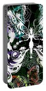 Seven Butterflies Portable Battery Charger