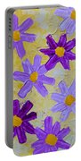 Seven Flowers Portable Battery Charger