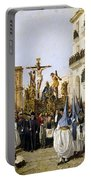 Seville: Good Friday, 1862 Portable Battery Charger