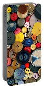Sewing - Buttons - Bunch Of Buttons Portable Battery Charger