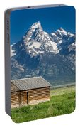 Shack And Grand Tetons Portable Battery Charger