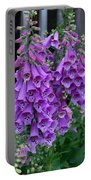 Shades Of Purple Portable Battery Charger