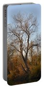 Shadow Cliff Tree Portable Battery Charger
