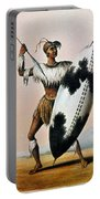 Shaka Zulu (c1787-1828) Portable Battery Charger