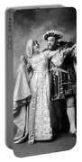 Shakespeare: Henry Viii Portable Battery Charger