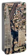 Shard London Aerial View Portable Battery Charger