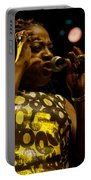 Sharon Jones Portable Battery Charger