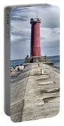 Sheboygan Breakwater Portable Battery Charger