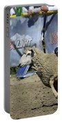 Rodeo Sheep Riding Portable Battery Charger