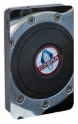 Shelby Cobra Steering Wheel Portable Battery Charger
