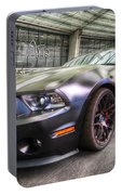 Shelby Gt500kr Portable Battery Charger