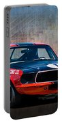 Shelby Racing Co Mustang Portable Battery Charger