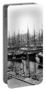 Ships In Harbour 1900 Portable Battery Charger
