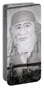 Shirdi Sai Baba In Bombay Portable Battery Charger