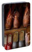 Shoemaker - Shoes Worn In Life Portable Battery Charger