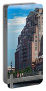 Shot Tower - Baltimore Portable Battery Charger
